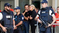 Trois personnes transférées en région parisienne, une garde à vue
