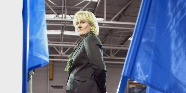 Nadine Morano, l'ex-fan de Nicolas Sarkozy perdue dans la droitisation