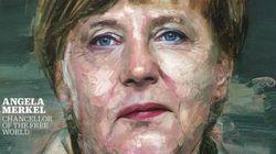 Angela Merkel désignée personnalité de l'année 2015 par le magazine