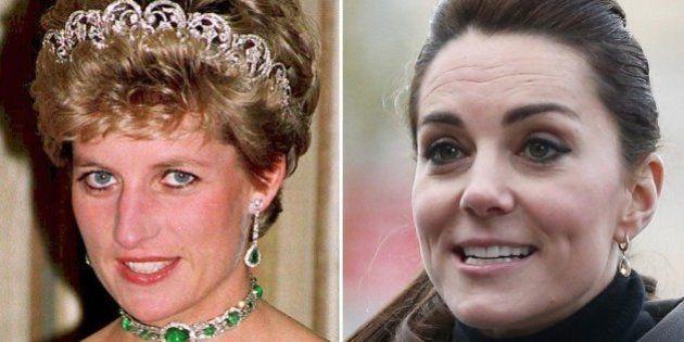 PHOTOS. Kate Middleton porte pour la première fois une des tiares de Lady Di en