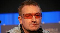Bono opéré après un accident... de
