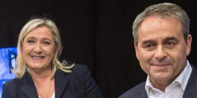 Marine Le Pen ou Xavier Bertrand? Cherchez la différence dans leurs programmes pour le Nord-Pas-de-Calais-Picardie