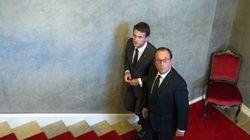 SONDAGE EXCLUSIF - La popularité de Hollande et Valls rechute lourdement en