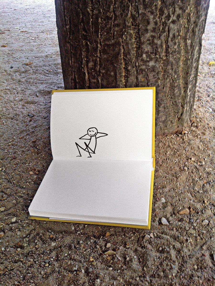 PHOTOS. Elyx, le petit bonhomme dessiné devenu un ambassadeur