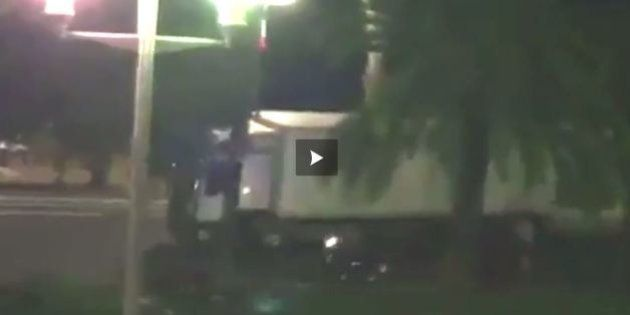 Les quatre héros qui ont tenté d'arrêter le camion à Nice au péril de leur