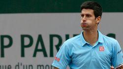 Ce qui se passe dans la tête d'un tennisman à Roland