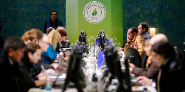 COP21: Le texte de l'accord est passé de 939 crochets à 367 crochets [et c'est bon