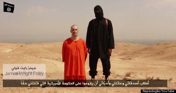 James Foley, le journaliste américain enlevé en Syrie en 2012 a été décapité par les djihadistes de l'État