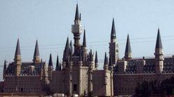 La Chine s'offre une réplique grandeur nature du Poudlard de Harry