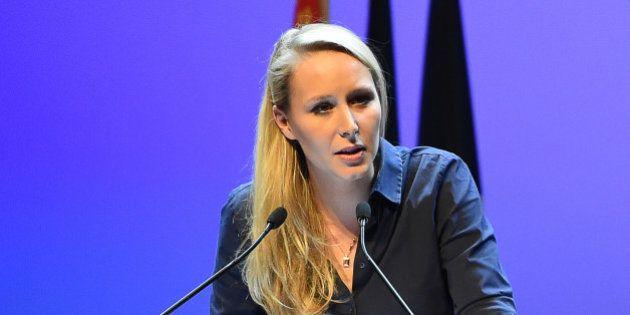 Marion Maréchal-Le Pen se vante du soutien d'un investisseur... qui travaille pour son