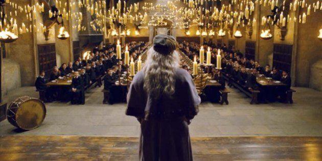 PHOTOS. Habiter à Poudlard comme Harry Potter devient possible avec la mise en vente d'un des lieux de