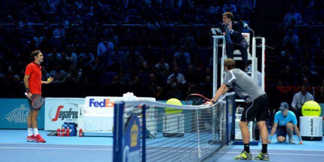 Avant la finale de la Coupe Davis France-Suisse, le ton serait monté entre Roger Federer et Stan