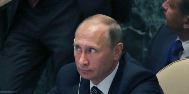 La Russie continue ses frappes en Syrie, mais contre qui