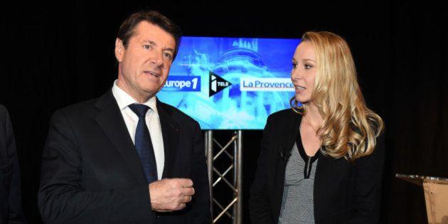 Résultats des élections régionales 2015: En Paca, Christian Estrosi étrille Marion Maréchal-Le