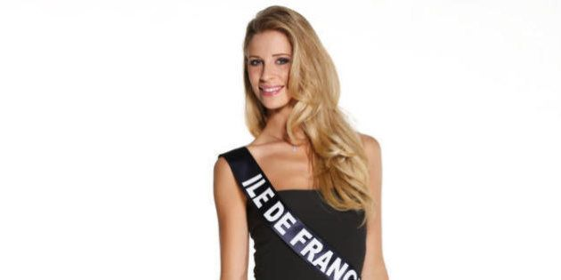 Miss France 2015 : Margaux Savarit, Miss Ile-de-France, meilleure élève du test de culture