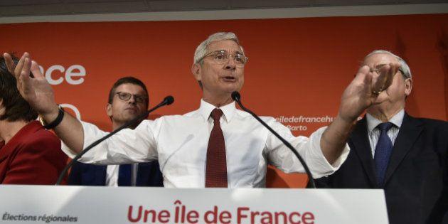 Régionales 2015: Bartolone porte plainte contre Pécresse pour des irrégularités de
