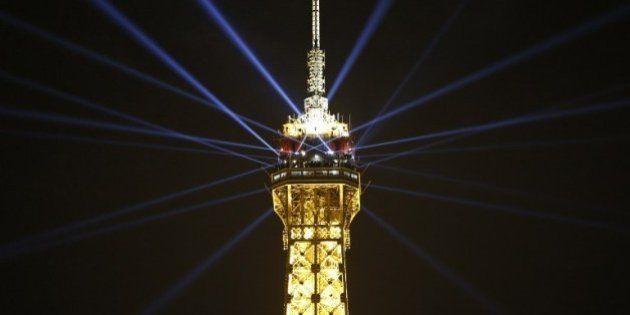 VIDÉO. La Tour Eiffel pour la