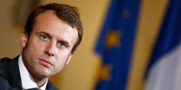 Macron veut supprimer les retraites chapeau, sa première proposition de