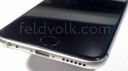 Les premières images de l'iPhone 6 assemblé