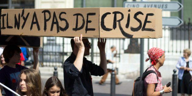 Les conséquences sociales de la crise économique vues par