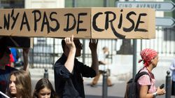 Le bilan social officiel de la crise