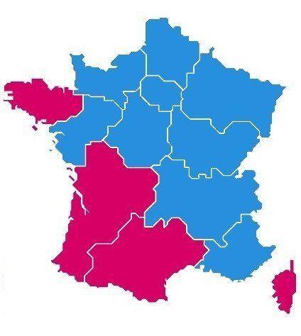 Résultats élections régionales: les trois scénarios noirs du second