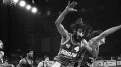 Alain Gilles, légende du basket français, est