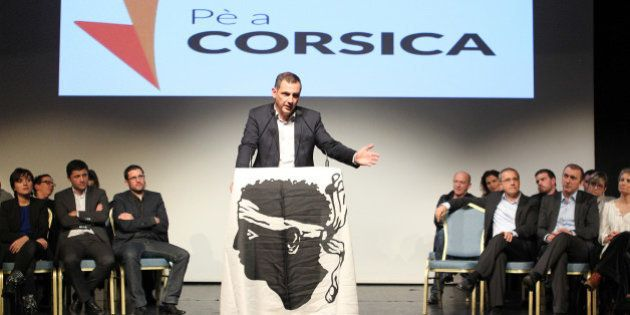 Résultats des élections régionales 2015: en Corse, les nationalistes ont