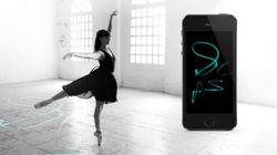 Une application pour suivre (littéralement) les danseurs à la