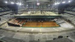 Comment le stade de Lille s'est transformé pour la finale de Coupe