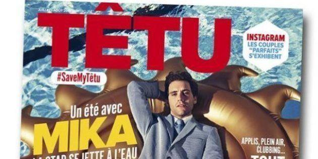 Liquidation judiciaire de Têtu: la publicité a-t-elle peur des médias