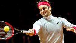 Federer s'est entraîné, la Suisse reprend
