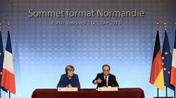 Hollande annonce des élections en Ukraine après