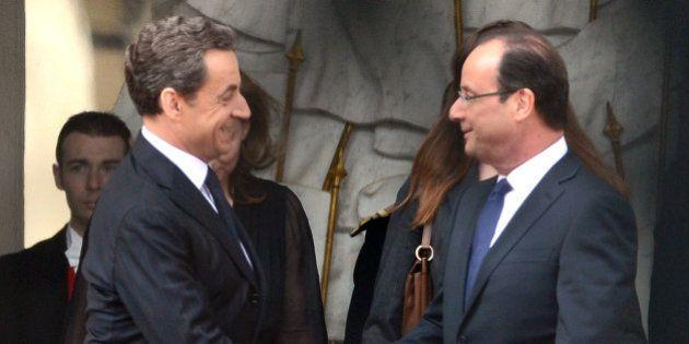 Présidence de l'UMP: Nicolas Sarkozy promet de détricoter les lois de