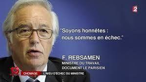 Le chômage, les Français et les