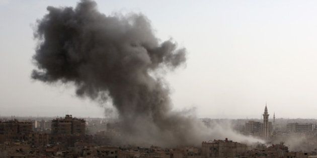 Seules 5% des frappes russes en Syrie ciblent l'Etat islamique, selon la
