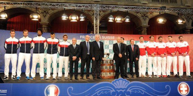 La finale de la Coupe Davis 2014 France-Suisse avec le meilleur (et le pire) du