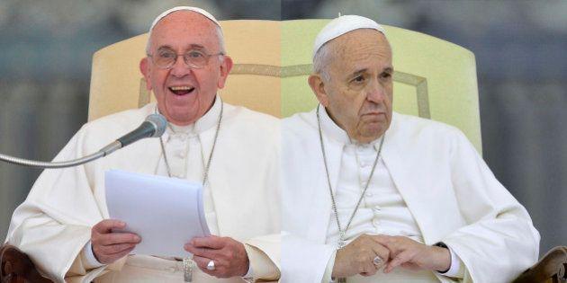 Homosexualité : Le numéro d'équilibriste du pape François face aux croyants