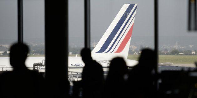 Grève Air France: pas d'entente entre la direction et les pilotes, seulement 4 vols sur 10