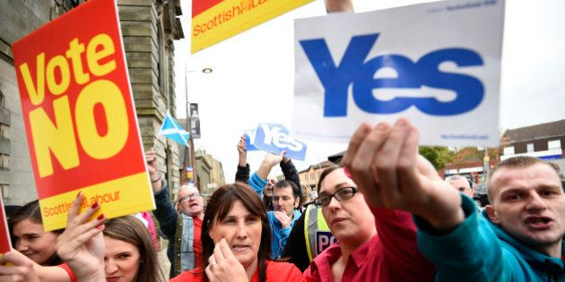 Référendum en Écosse: le