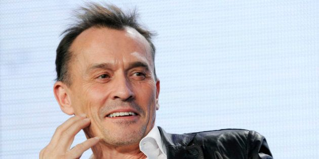 Robert Knepper, a cast member in the television