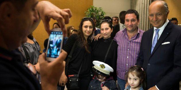Chrétiens d'Irak : Une quarantaine de réfugiés arrivent en