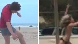 Surf, beach-volley, frisbee : 1000 façons d'être