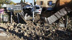 Au moins 17 morts dans les violentes inondations qui frappent la
