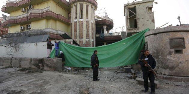 Attaque de talibans dans le quartier diplomatique de Kaboul: deux policiers espagnols