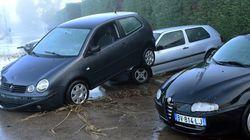 Cannes victime de pillages après les inondations