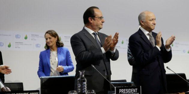COP21: Comment la France a transformé l'échec annoncé de la conférence en un succès