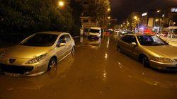 Les images des inondations meurtrières qui ont ravagé la Côte