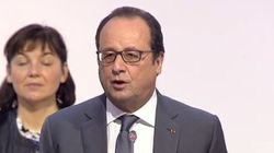 Hollande, l'autre discours du