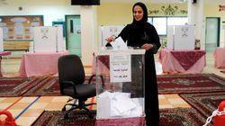 Les Saoudiennes votent pour la première